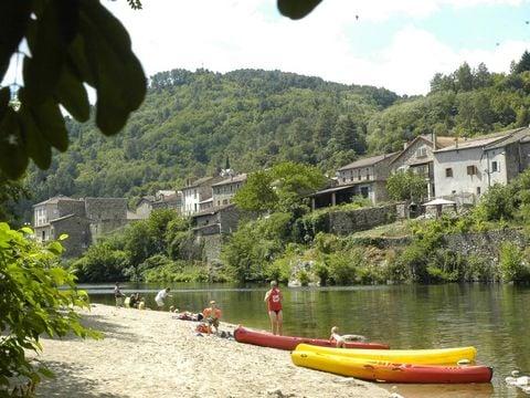 Camping Le Mas de Champel  - Camping Ardeche - Image N°5