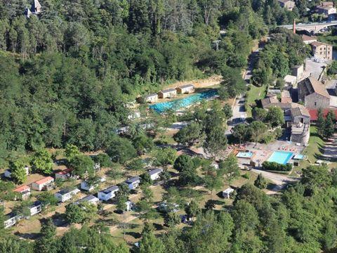 Camping Le Mas de Champel  - Camping Ardeche - Image N°2