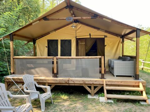 Camping Le Mas de Champel  - Camping Ardeche - Image N°23