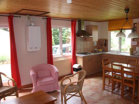 CHALET 5 personnes - Lodge 50m2, 2 chambres