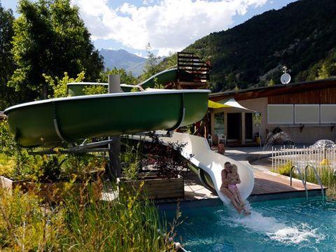 Domaine Résidentiel de Plein Air Courounba  - Camping Hautes-Alpes - Image N°2