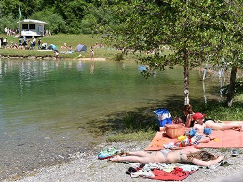 Camping L'Ile du Cheran - Camping Savoie - Image N°2
