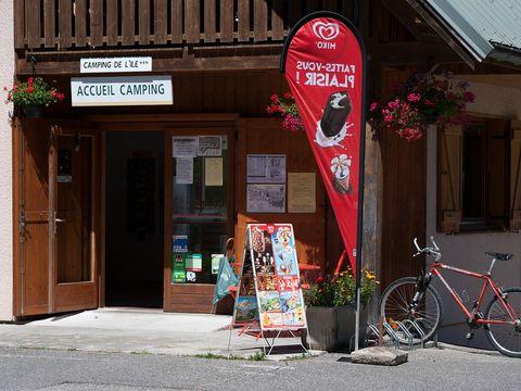 Camping L'Ile du Cheran - Camping Savoie - Image N°3