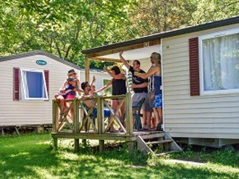 Camping L'Ile du Cheran - Camping Savoie - Image N°9