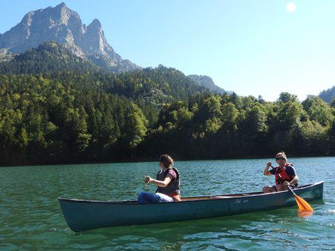 Camping Le Saillet - Camping Pyrenees-Atlantiques - Image N°11