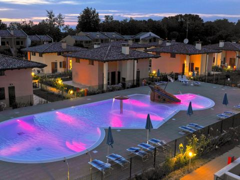 Airone Bianco Residence Village - Camping Ferrare - Image N°2