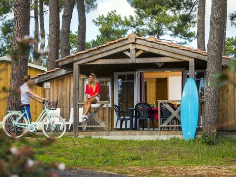 Camping les Embruns - Camping Gironde - Image N°34