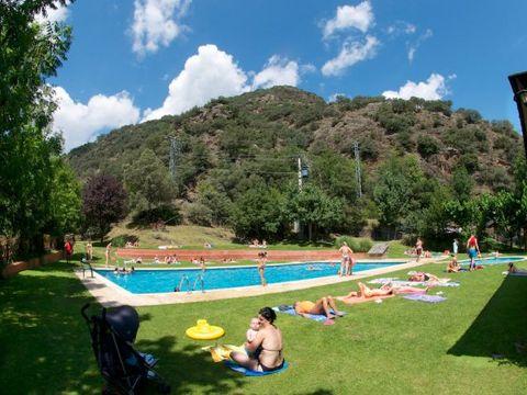 Lerida  Camping Borda del Pubill - Camping Lerida - Afbeelding N°2