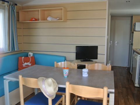 MOBILHOME 7 personnes - MS Confort Plus 2 chambres