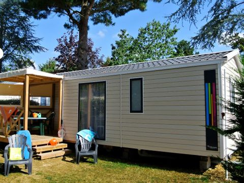 MOBILHOME 5 personnes - Cottage Vendeen Grand Confort +