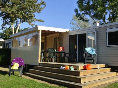 MOBILHOME 8 personnes - FAMILY CONFORT PLUS
