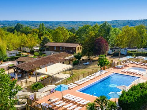 Camping Le Mas  - Camping Dordogne