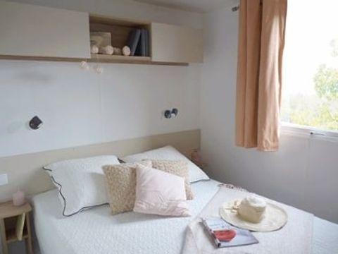 MOBILHOME 6 personnes - Elégance 2 chambres + clim
