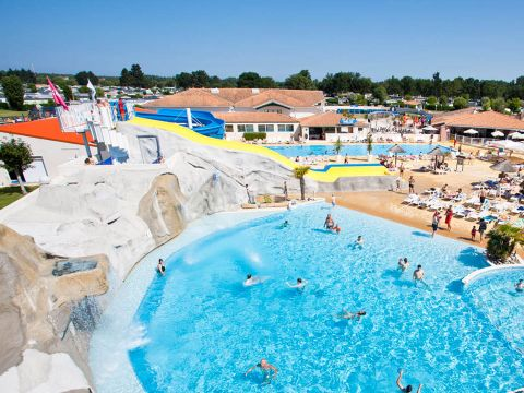 Camping Siblu Les Charmettes - Funpass inclus - Camping Charente-Maritime - Image N°7