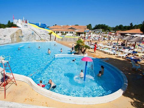 Camping Siblu Les Charmettes - Funpass inclus - Camping Charente-Maritime - Image N°8