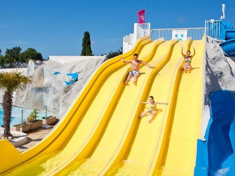 Camping Siblu Les Charmettes - Funpass inclus - Camping Charente-Maritime - Image N°2