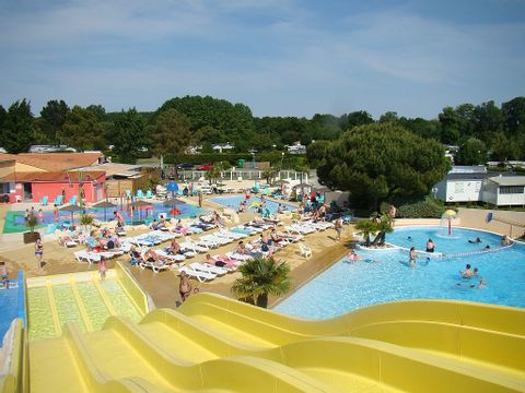 Camping Siblu Les Charmettes - Funpass inclus - Camping Charente-Maritime - Image N°4