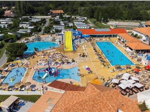 Camping Siblu Les Charmettes - Funpass inclus - Camping Charente-Maritime - Image N°11