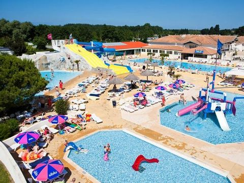 Camping Siblu Les Charmettes - Funpass inclus - Camping Charente-Maritime