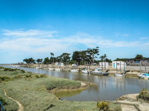 Camping Hermitage des Dunes - Camping Loire-Atlantique