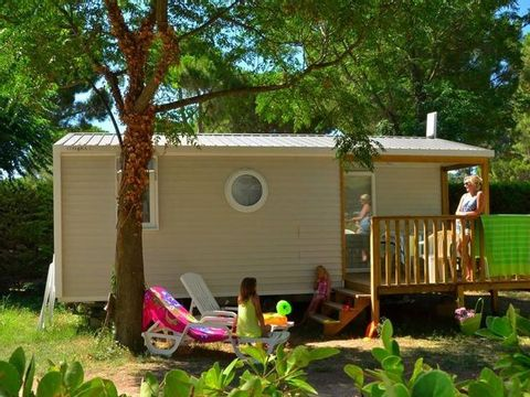 MOBILHOME 4 personnes - LE COSY NON CLIMATISE