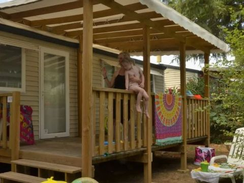 MOBILHOME 6 personnes - LE FAMILY CLIMATISE