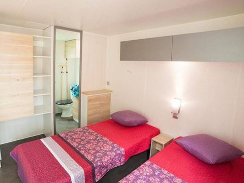 MOBILHOME 4 personnes - LE PATIO CLIMATISE