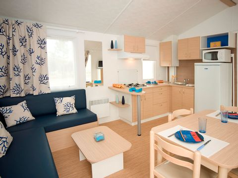 MOBILHOME 6 personnes - PASSION