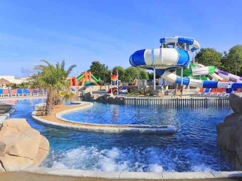 Camping Club Le Trianon  - Camping Vendée