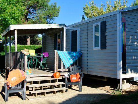 MOBILHOME 6 personnes - Cottage Florès Confort