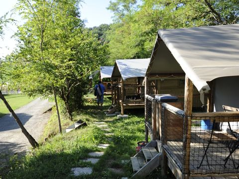 Camping du Lac  - Camping Gers - Image N°11