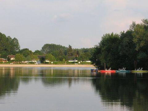 Camping Lac des Varennes - Camping Sarthe - Image N°2