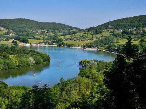 Camping Lac du Causse - Camping Corrèze - Image N°16