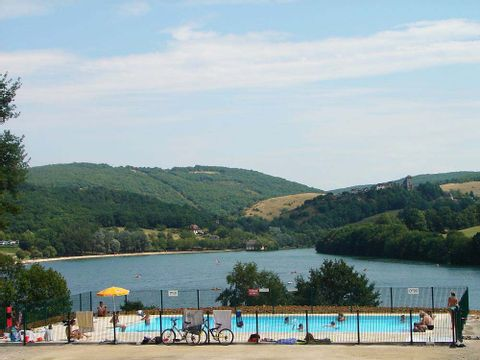 Camping Lac du Causse - Camping Correze - Image N°3