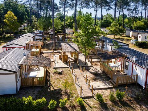 Camping Le Soleil des Landes - Camping Landes - Image N°11