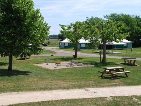 Camping du Vert Lagon Woka Loisirs - Camping Haute-Saone - Image N°7
