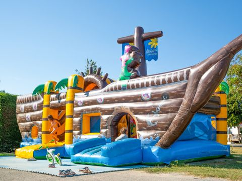 Flower Camping Les Ilates - Camping Charente-Maritime - Image N°14