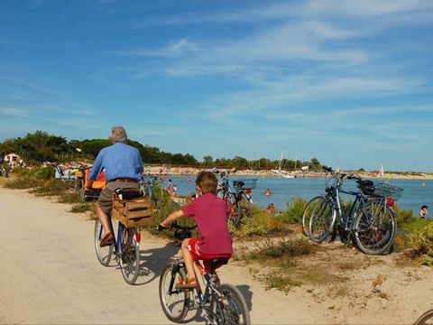 Flower Camping Les Ilates - Camping Charente-Maritime - Image N°22