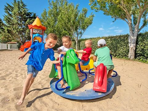 Flower Camping Les Ilates - Camping Charente-Maritime - Image N°13