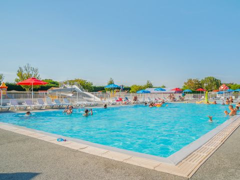 Flower Camping Les Ilates - Camping Charente-Maritime - Image N°5