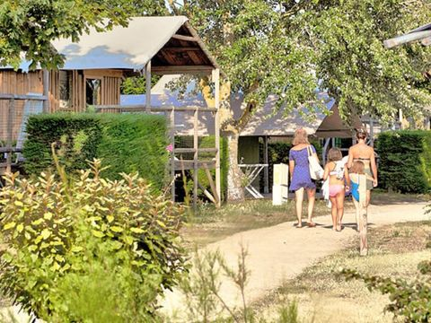 Flower Camping Les Ilates - Camping Charente-Maritime - Image N°21