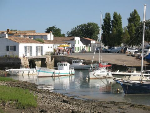 Flower Camping Les Ilates - Camping Charente-Maritime - Image N°23
