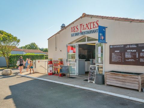 Flower Camping Les Ilates - Camping Charente-Maritime - Image N°17