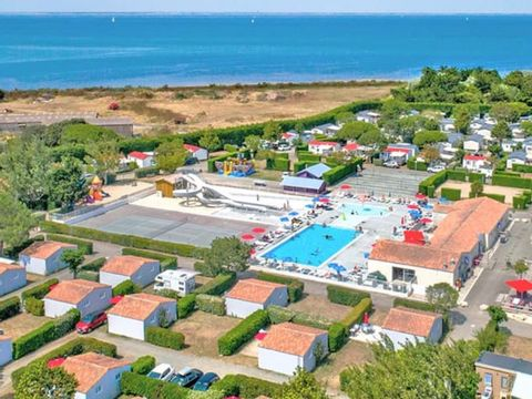 Flower Camping Les Ilates - Camping Charente-Maritime - Image N°10