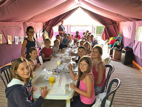 Flower Camping Les Ilates - Camping Charente-Maritime - Image N°16
