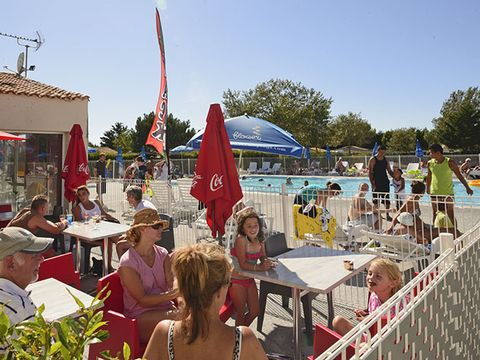 Flower Camping Les Ilates - Camping Charente-Maritime - Image N°9