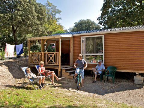 Camping Le Petit Rocher  - Camping Vendée - Image N°26