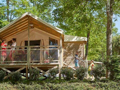 Camping Le Petit Rocher  - Camping Vendée - Image N°30