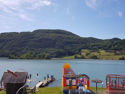Camping du Lac du Lit du Roi - Camping Ain - Image N°3