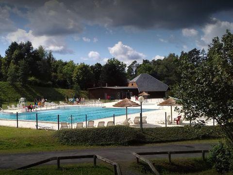 Camping Val Saint Jean - Camping Cantal